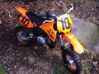 50cc KTM