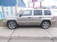 2008 Jeep Patriot Sport SUV - WITH REMOTE STARTER