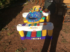 Baby items bassinet, seats and more
