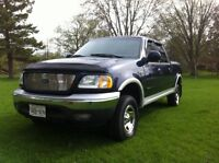 2002 Ford F150 XLT 4x4 Supercrew