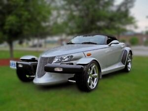 Plymouth Prowler  Trade for 36-59 Truck