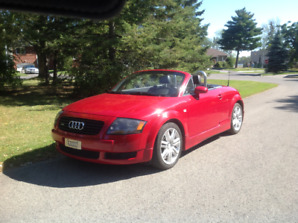 Audi tt impeccable