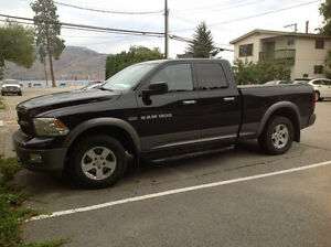 2012 Dodge Ram 1500 Outdoorsman Pickup Truck