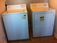 Washer and Dryer COMBO, Like new condion, Can be delivered and i