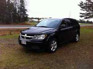 2009 Dodge Journey SXT SUV, Crossover, 7 passenger seating