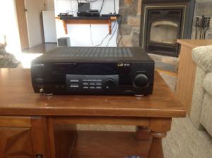 Récepteur audiovisuel surround VR405 de KENWOOD
