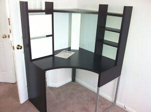 IKEA MICKE Black Desk 100obo