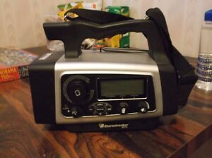 Vector StormTracker Elite - TV, Radio, Weather Alert, Lantern