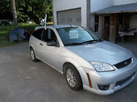 2007 Ford Focus zx3 Coupe (2 door)