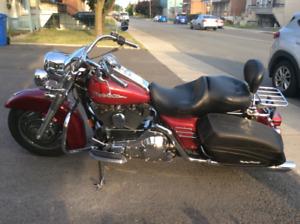 Harley Davidson road king flhrs 2006