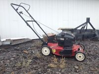 Toro GTS 6.0 Horsepower Lawnmower - for parts or fix.