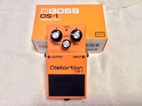 ** BOSS  DS-1 DISTORTION PEDAL - BRAND NEW IN BOX!