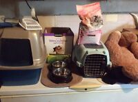 Kit complet pour chat