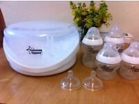 Steriliser from tommee tippee