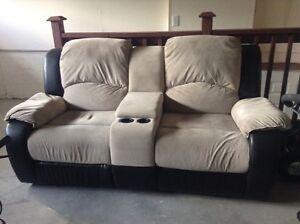 Full reclining chair