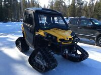 2015 can am commander 800XT for sale