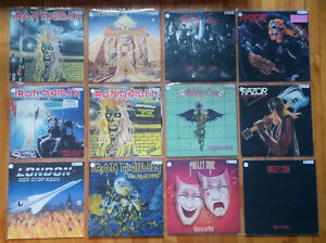 Vinyl Records for sale from reputable seller in Montreal.