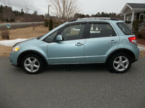 2008 Suzuki JLX  ALL WHEEL DRIVE