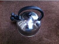Gas kettle stainless steel