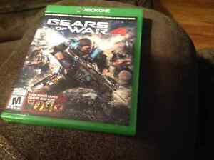 Gears of war 4 for the x box one