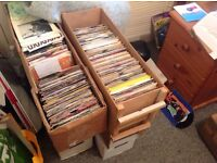 Wanted unwanted records cash paid