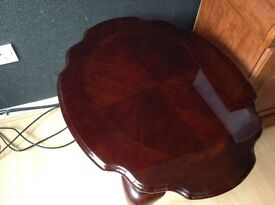 Oval table NOW SOLD