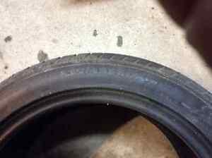 Dunlop Sport 2000E Tire Kitchener / Waterloo Kitchener Area image 2