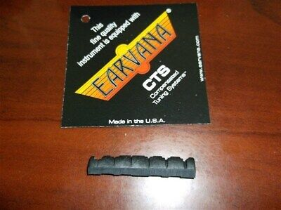 "Earvana lefty Shelf Nut for ESP//Gibson  1 5//8/"" 42mm"