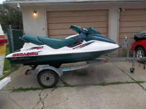 1996 Sea Doo GTX 3 seater.