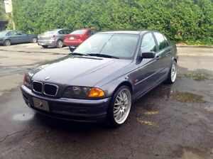 2001 BMW 3-Series Berline+ coupe *Package Deal*