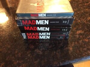 Mad men seasons