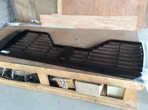 Tail Gate Louvered Ford Truck
