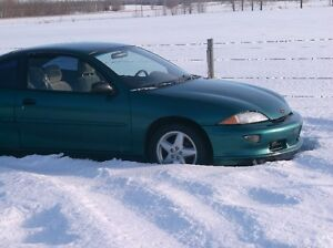 1997 Chevrolet Cavalier Z24 Coupe (2 door)