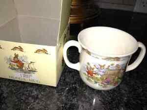 Royal Doulton Bunnykins children's mugs for sale