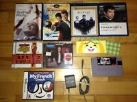 Random Movies, CDs, and Games Up for Sale!