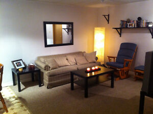 2 Bedroom Basement Suite - Close to UofA