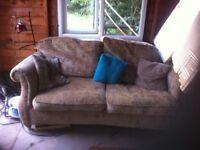 Vintage style sofas
