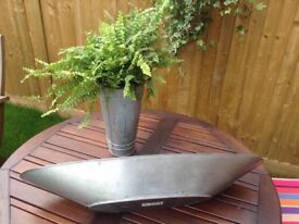 Metal set for planty and flowers