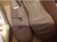Brand New ( Padders) Ladies Shoes wide fitting size 4