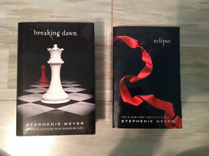 Twilight series (Breaking Dawn; Eclipse) first editions Windsor Region Ontario image 2
