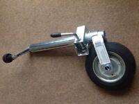Brand new jockey wheel and clamp