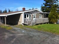 Louisdale 2- bedroom house for rent