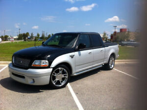 2003 Ford F-150 supercharged 100th anniversary limited edition!