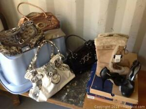 Purses And Boots