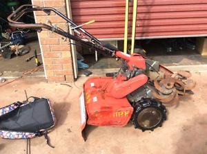 Honda rotary hoe suit parts $150 honda water pump suit parts $50 Little Mountain Caloundra Area Preview