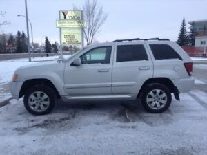 2008 JEEP GRAND CHEROKEE LAREDO LIMITED 4x4 LOADED DIESEL 3L