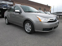 2008 Ford Focus SE Sedan AUTOMATIQUE A/C 170,000KM