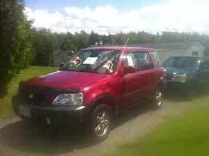 2001 Honda CR-V Other