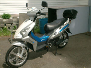 Scooter Ecoped