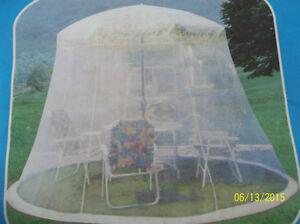 Moustiquaire pour parasol Saint-Hyacinthe Québec image 1